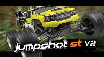 HPI Racing Jumpshot Stadium Truck V2!!