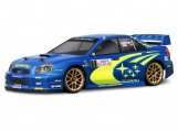 #17205 2004 SUBARU IMPREZA WRC Body (190mm)