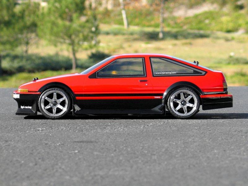 Discount Tire Login >> #17209 トヨタ スプリンターAE86トレノ ボディー(190mm)