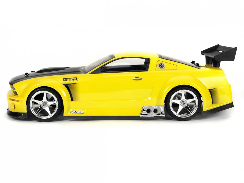 17504 FORD MUSTANG GT-R BODY (200mm/WB255mm)