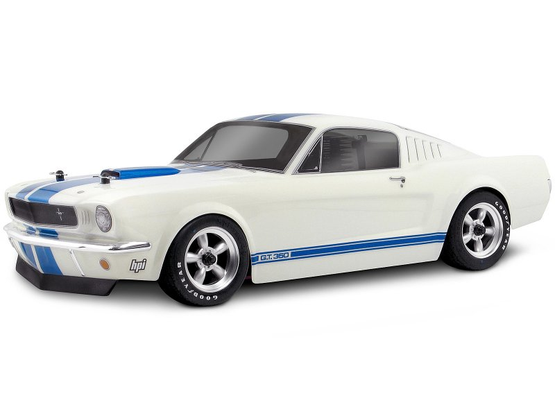 17508 1965 SHELBY GT-350 BODY (200mm/WB255mm)