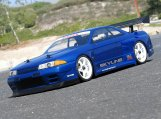 #17515 NISSAN SKYLINE R32 GT-R BODY (200mm/WB255mm)