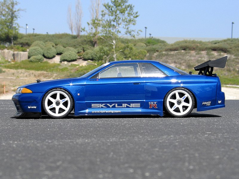 17515 Nissan Skyline R32 Gt R Body 200mm Wb255mm