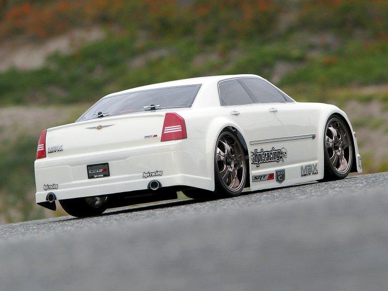 17520 Chrysler 300c Srt8 Clear Body 200mm