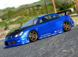 #17525 PROVA HPI IMPREZA CLEAR BODY (200mm)