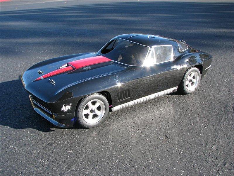 17526 1967 Chevrolet Corvette Body 200mm