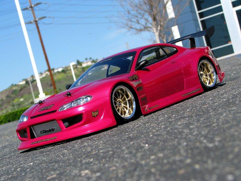 17530 Nissan Silvia Body S15 200mm