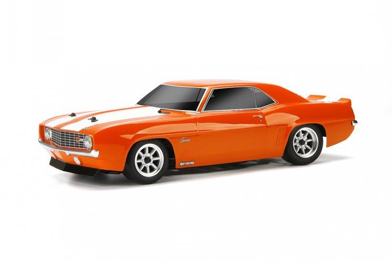 17531 Chevrolet Camaro 1969 Karosserie 200mm