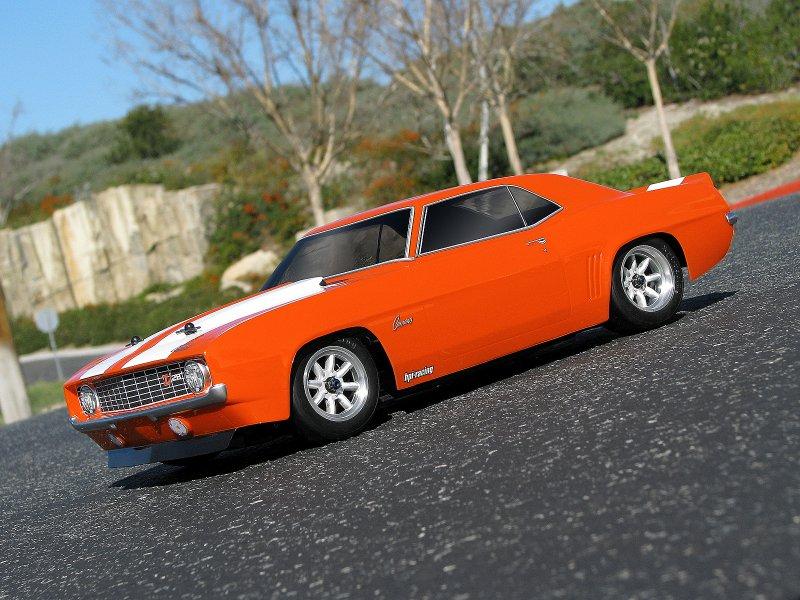 17531 1969 Chevrolet Camaro Z28 Body 200mm