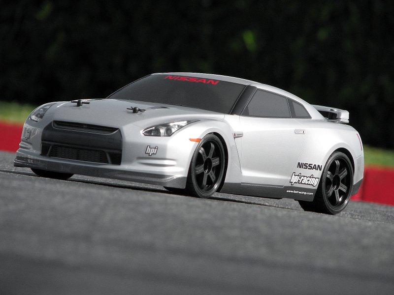 17538 Nissan Gt R R35 Body 200mm