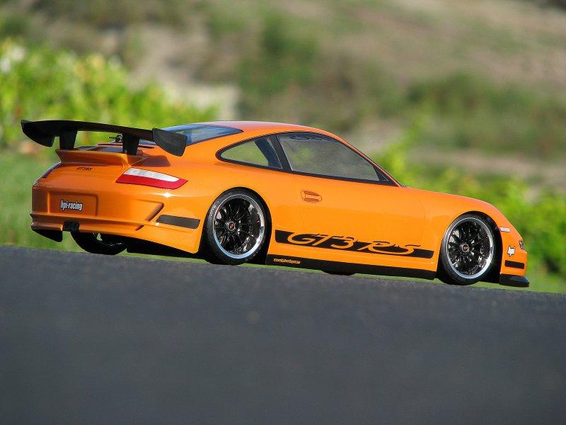 17541 Porsche 911 Gt3 Rs Body 200mm