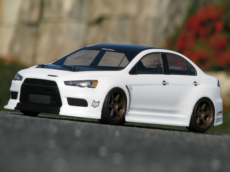 Mitsubishi Lancer Evolution X Body
