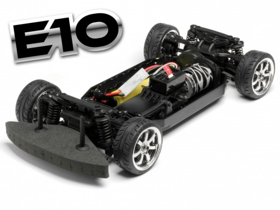 E10 - Electric Touring - PREVIEW at HPI Racing Award-winning radio ...