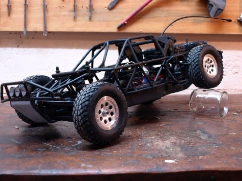 Mini Trophy Truck >> Mini Trophy Reviewed On Difflock Com At Hpi Racing Award Winning