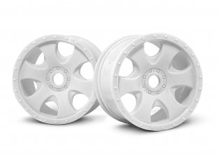 #3190 - WARLOCK WHEEL WHITE (83x56mm/2pcs)