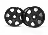 #3191 WARLOCK WHEEL BLACK (83x56mm/2pcs)