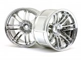 #3342 JANTE LP35 RAYS VOLKRACING RE30 CHROME (2p.)