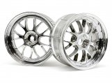 #33459 LP29 LM-R WHEEL CHROME (2pcs)