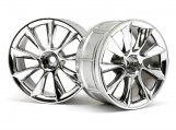 #33462 LP29 WHEEL ATG RS8 CHROME (2pcs)