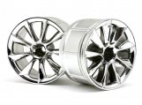 #33464 LP35 WHEEL ATG RS8 CHROME (2pcs)