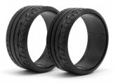 #33468 LP29 T-DRIFT TIRE BRIDGESTONE POTENZA RE-11 (2pcs)