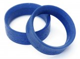 #4632 PRO MOLDED INNER FOAM 24mm (BLUE/MEDIUM FIRM/2pcs)
