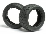 #4837 TARMAC BUSTER TIRE M COMPOUND (170x60mm/2pcs)
