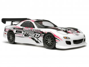 #617 - MICRO RS4 DRIFT WITH MAZDA RX-7 FD3S BODY