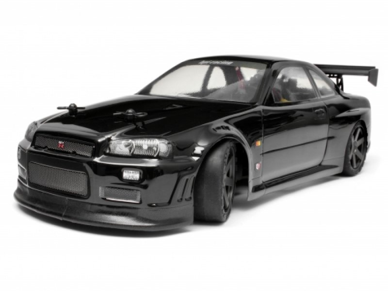650 Rtr Micro Rs4 Sport With Nissan Skyline R34 Gt R Body