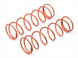 #67456 Big Bore Shock Spring (Orange/76mm/74gf/2pcs)