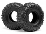 #67916 HB ROVER-EX TIRE (Pink/Rock Crawler/2pcs)