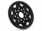 #6981 SPUR GEAR 81 TOOTH (48 PITCH/CARBON FIBER)