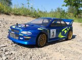 #7049 SUBARU Impreza WRC '98 BODY (200mm)