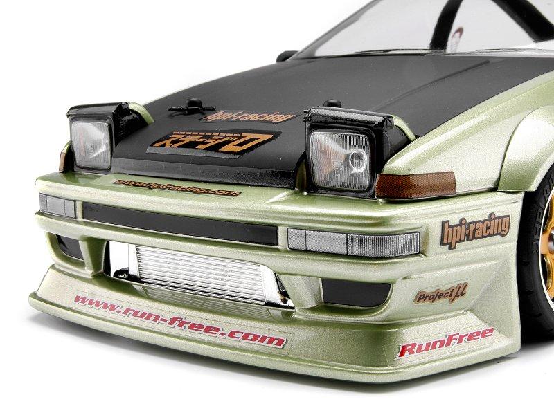 HPI Toyota Trueno AE86 Aero Kit, HOBBY SHOP SYDNEY - MELBOURNE ...