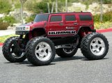 #7165 HUMMER H2 CLEAR BODY