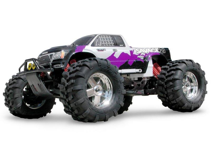 7176 Nitro Gt 1 Truck Body Savage 21 T Maxx