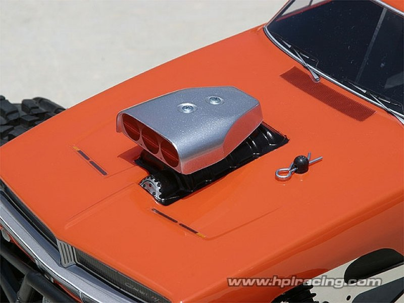 7184 1969 DODGE CHARGER BODY
