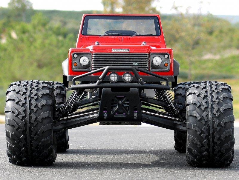 7199 Land Rover Defender 90 Body