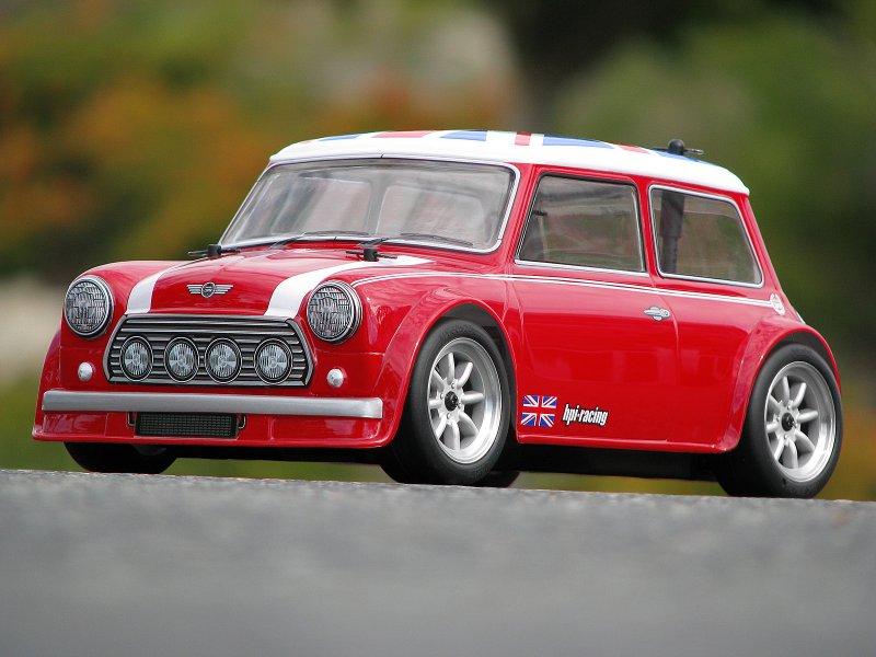 7206 Mini Cooper Body Wb 210mm F0 R0mm