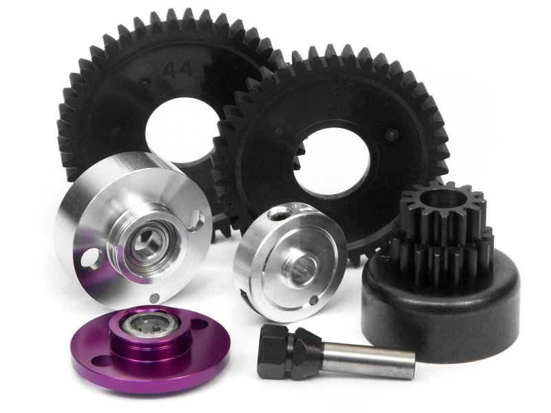 72516 Discontinued 2 Speed Transmission Heavy Duty