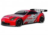 #7385 NISSAN 350Z NISMO GT RACE BODY (190mm)