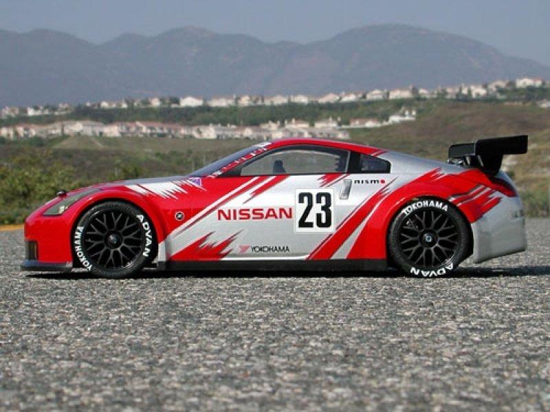 7385 Nissan 350z Nismo Gt Race Body 190mm