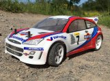 #7412 Ford Focus WRC Karosserie 200mm