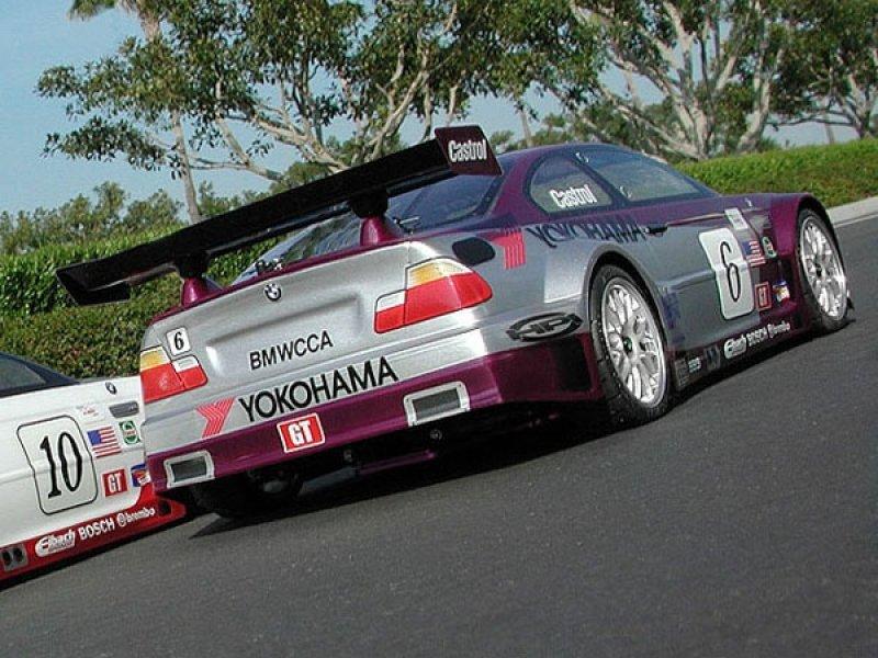#7452 BMW M3 GT BODY (200mm)