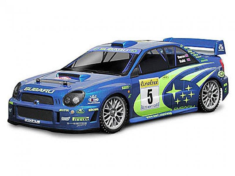 7458 Subaru Impreza Wrc 2001 Body 200mm