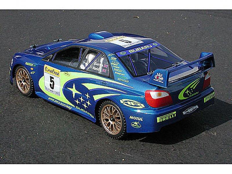 #7458 SUBARU IMPREZA WRC 2001 BODY (200mm)