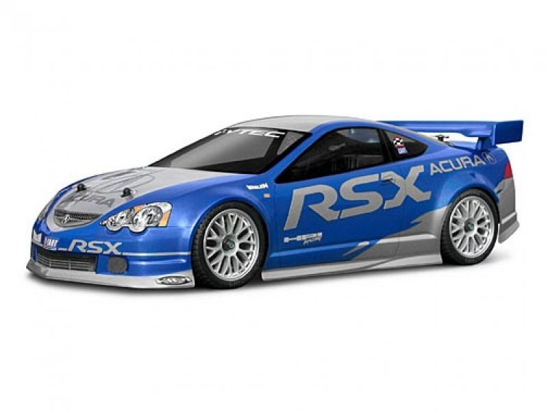 Rsx Road Race Car