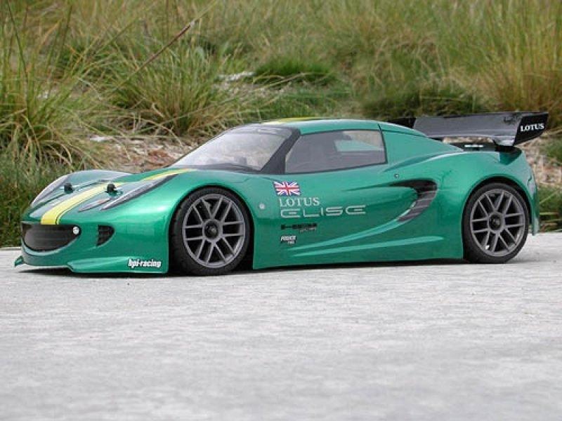 7476 Lotus Elise 2000 Body 200mm