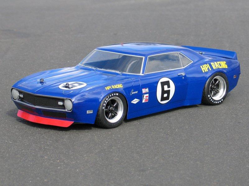 7494 1968 Chevrolet Camaro Karosserie 200mm 210mm