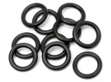 #75077 O-RING 4x1mm (BLACK/10pcs)